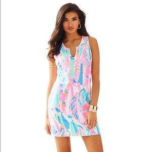 Lily Pulitzer Out to Sea Dress
